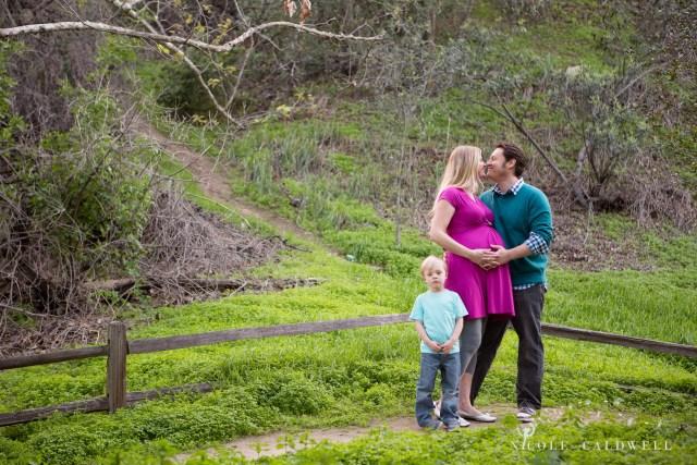 maternity photos in the park by oc photographer nicole caldwell 13
