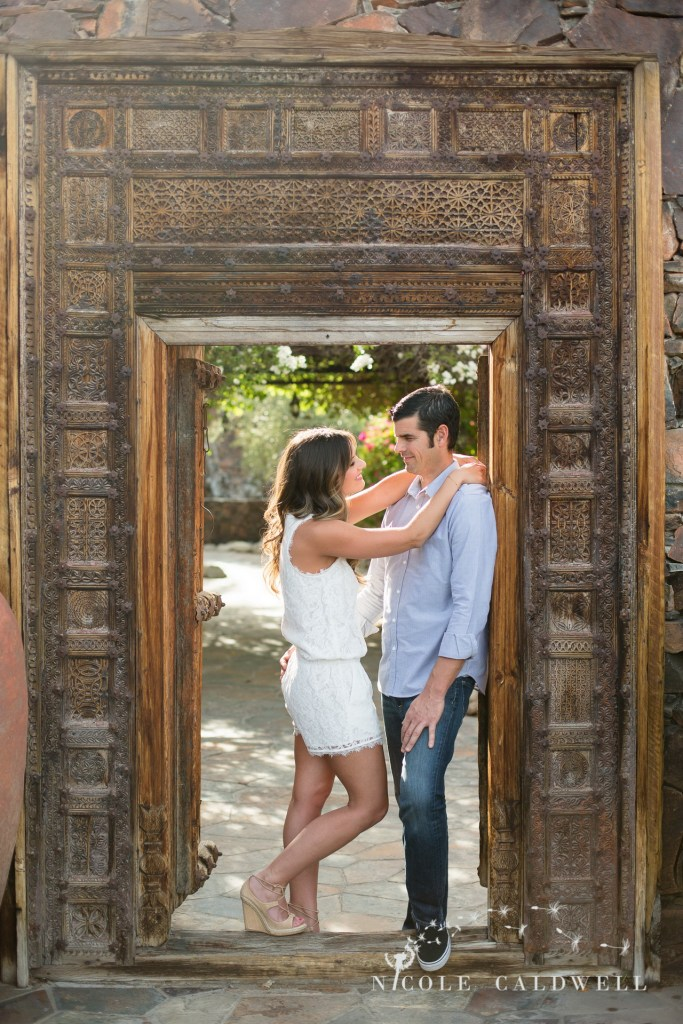 Korakia Pensione in Palm Springs engagement photos by nicole caldwell05