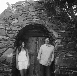 Korakia Pensione in Palm Springs engagement photos by nicole caldwell14
