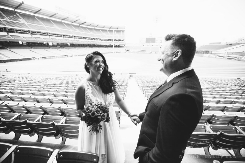 angels stadium of anaheim wedding venue 15
