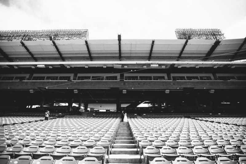 angels stadium of anaheim wedding venue 16