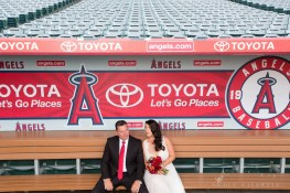 angels stadium of anaheim wedding venue 60