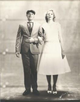 IMPOSSIBLE 8 X 10 FILM NICOLE CALDWELL WEDDINGS 02