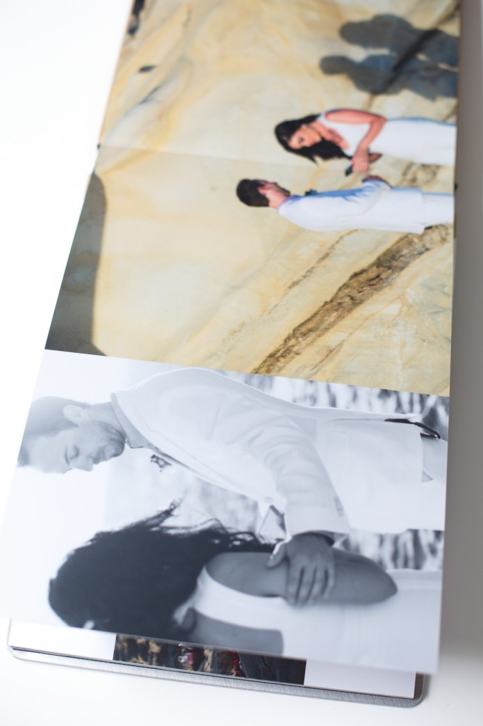 surf and sand elopement wedding album nicole caldwell 10 laguna beach
