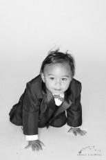 suit and tie photoshoot for kids nicol caldwell studio #02