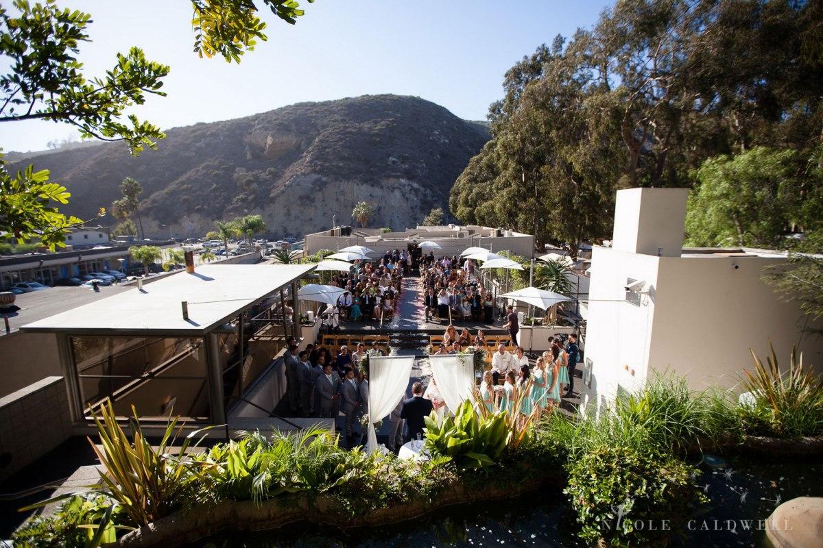 Wedding Venues Laguna Beach 7 Degrees 33 Nicole Caldwell