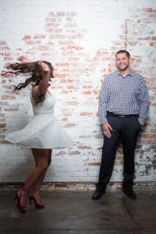 engagement photos in the studio by niocle caldwell oc 13