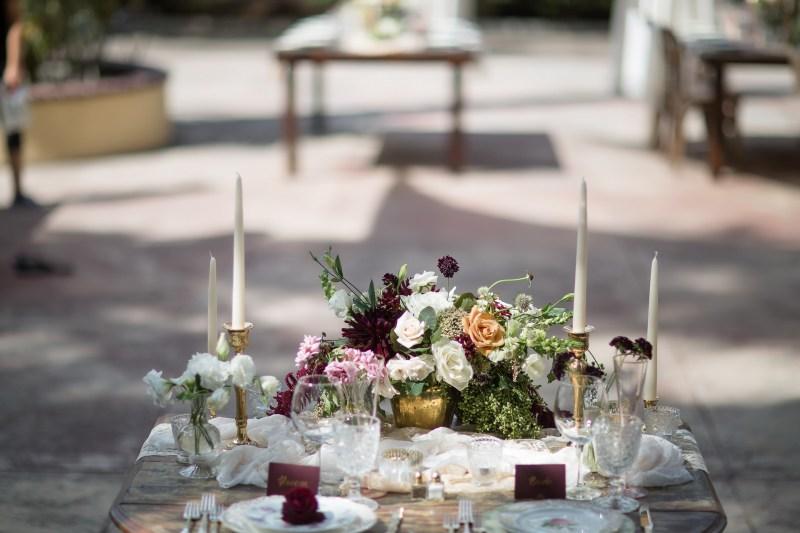 French estate wedding photographer orange details