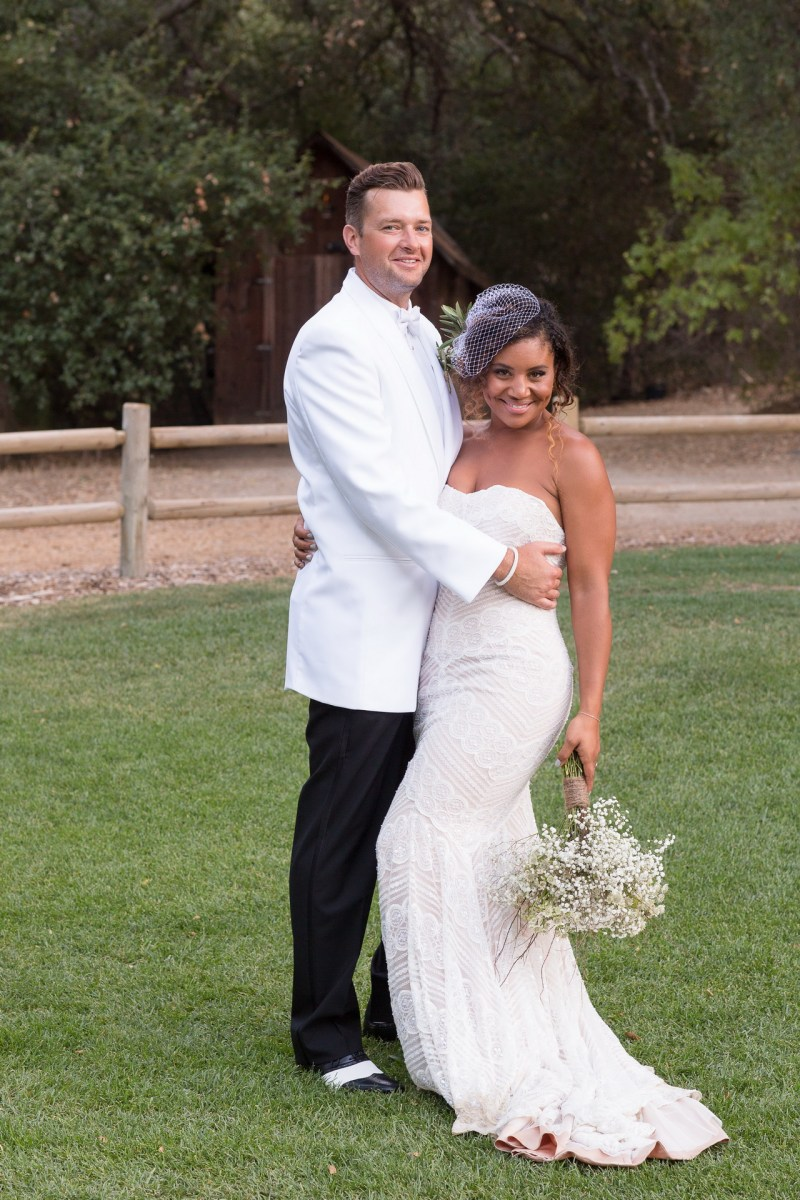 temecula creek inn weddings stonehouse ceremony bride and groom romantic