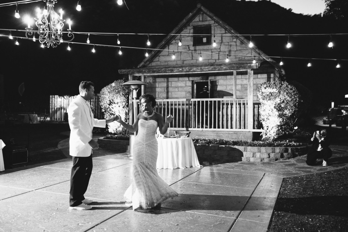 temecula creek inn weddings stonehouse reception photographer dance floor