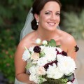 French Estate wedding photographer orange bride