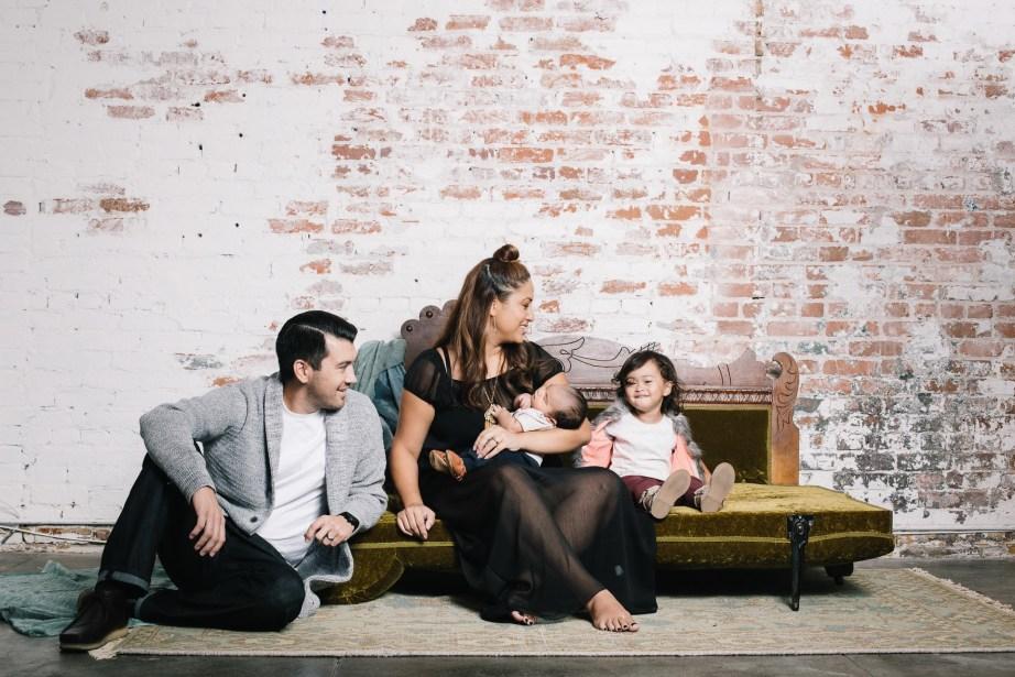 family photography brick wall studio nicole caldwell 01