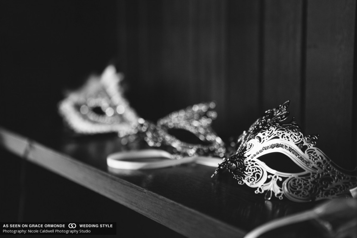 vibiana wedding masquerade masks