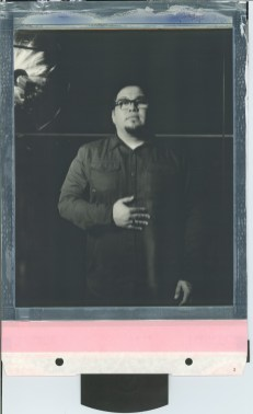 8 x 10 polaroid impossible project film by artist Nicole Caldwell 06