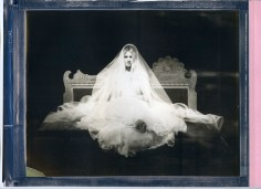 8 x 10 polaroid impossible project film by artist Nicole Caldwell 14