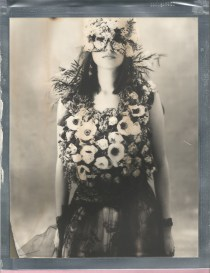 8 x 10 polaroid impossible project Nicole Caldwell