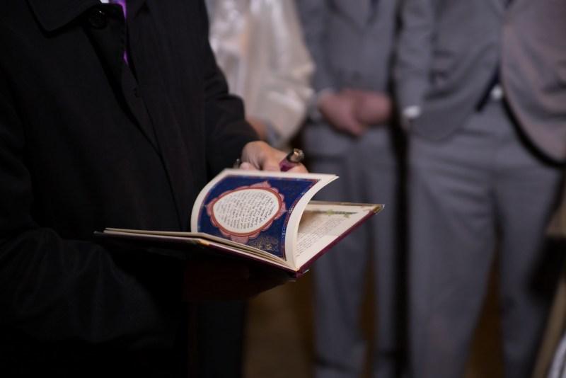 temecula creek inn weddings nightime ceremony jewish 33