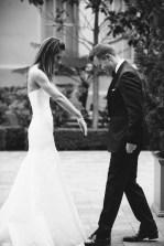 first look wedding vibiana los angeles