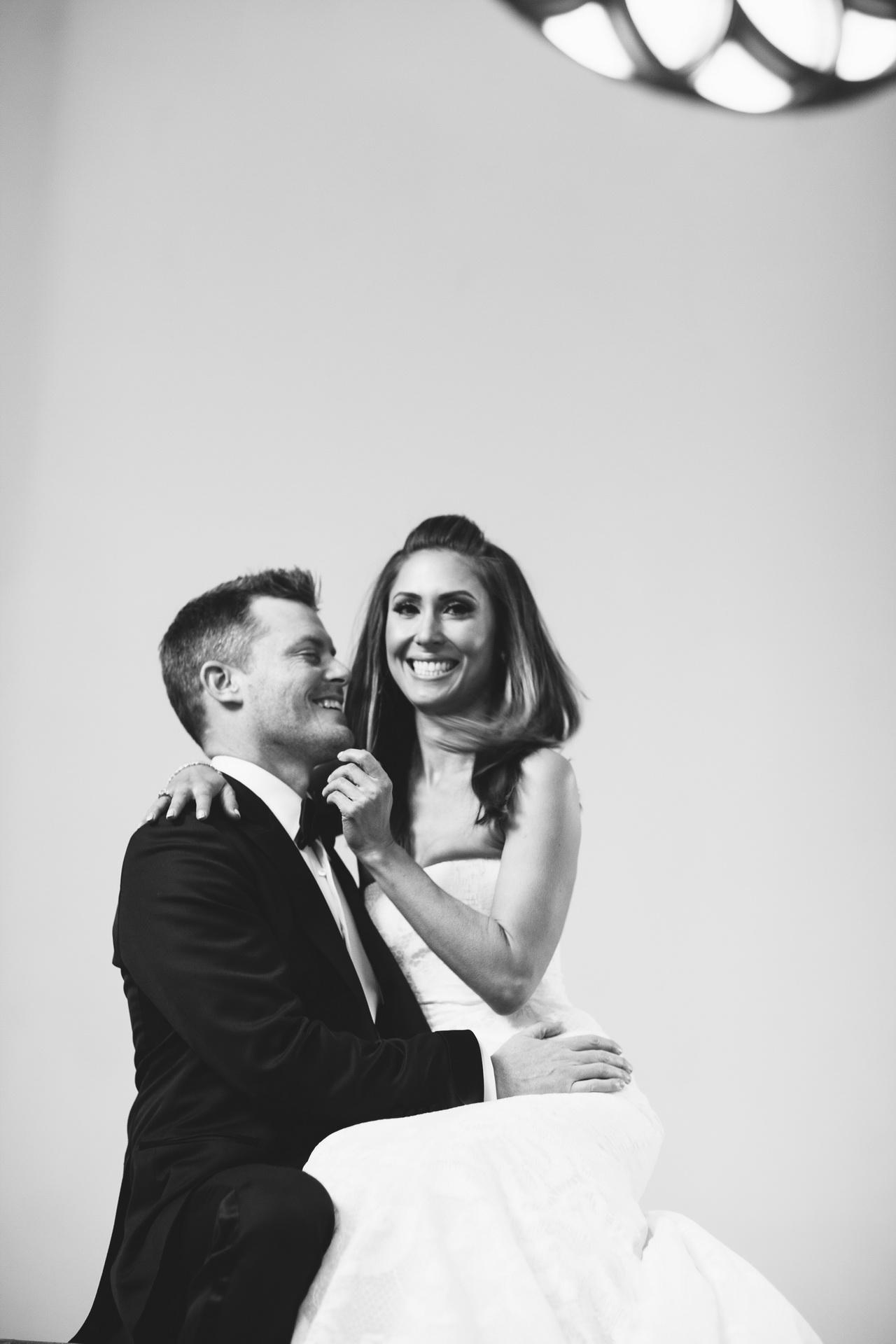 vibiana wedding photographer bride and groom