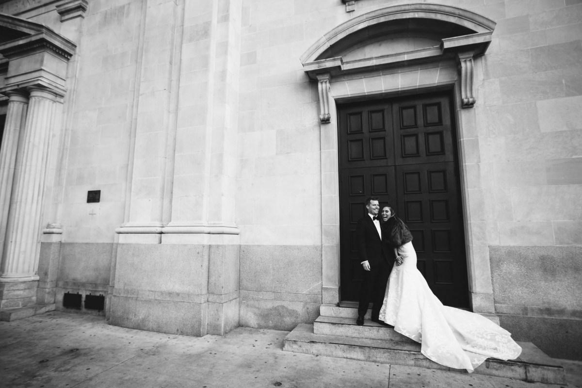 exterior vibiana wedding venue los angeles