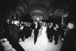 vibiana wedding just married los angeles