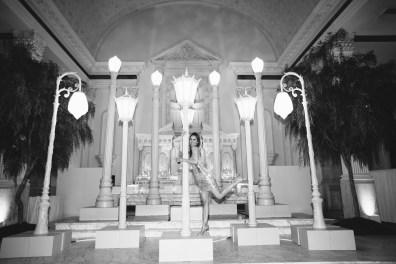 bride urban lights vibiananlos angeles