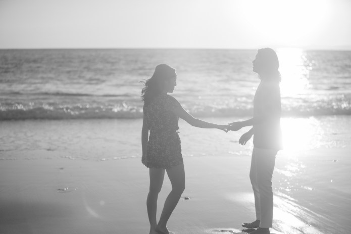 engagement same sex  photos beach and studio 10