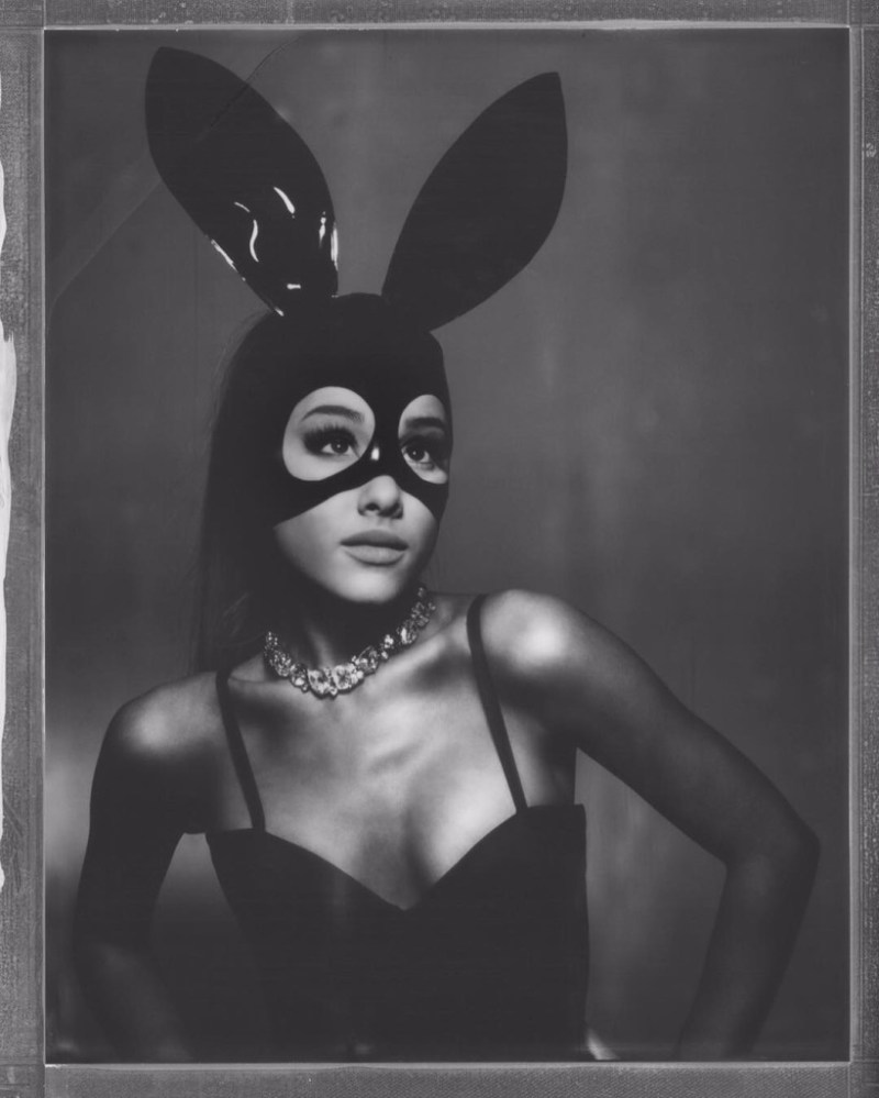 8 x 10 impossible ariana grande nicole caldwell for matthew barnes
