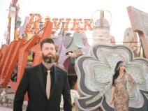 las vegas engagement shoot neon museum boneyard by nicole caldwell 06
