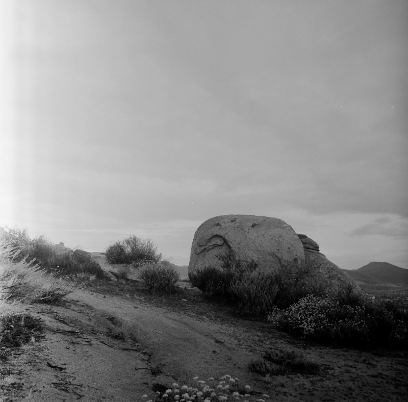 canyon lake rocks of the inland empire hasselblad film photo by nicole caldwell 22