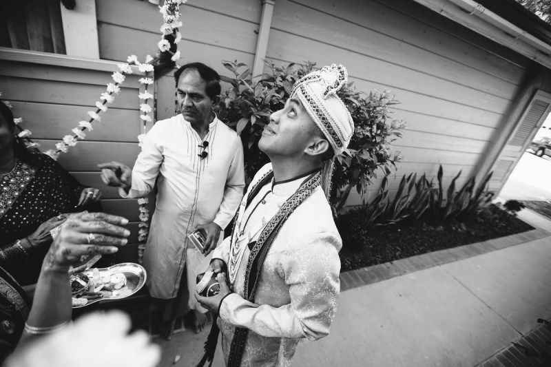 indian backyard wedding orange county nicole caldwell photo 05
