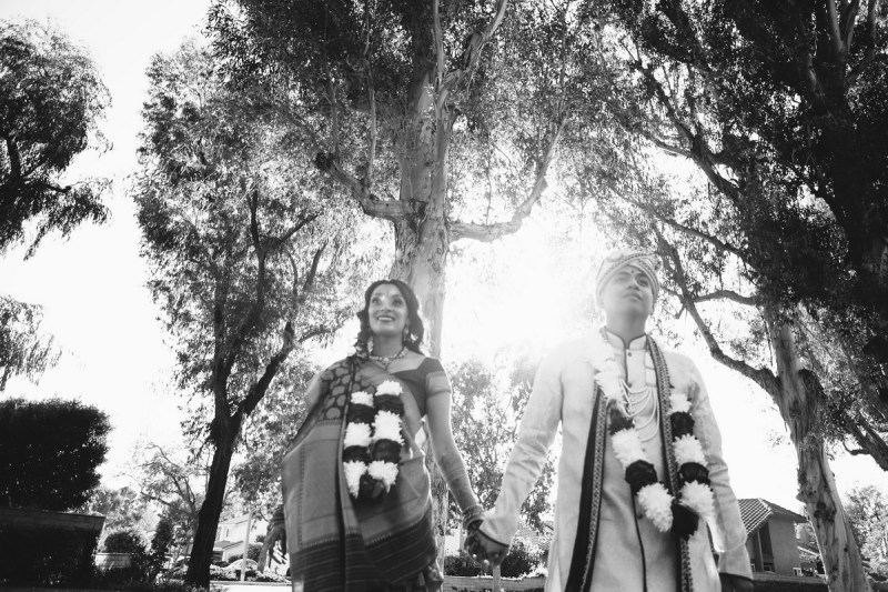 indian backyard wedding orange county nicole caldwell photo 17
