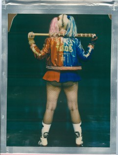 color polaroid impossible project cosplay