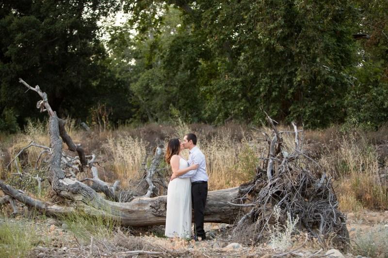 engagement photos by nicole caldwell irvine regional park 06