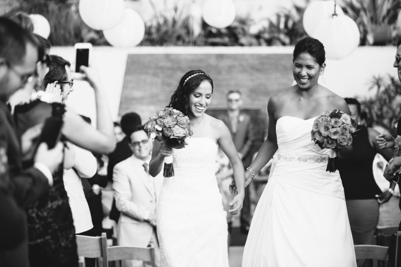 wedding ceremony 7 degrees laguna beach gay wedding