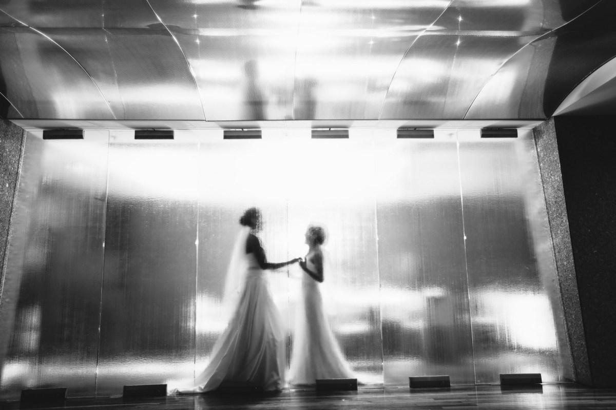 brides through glasss seven degrees laguna beach