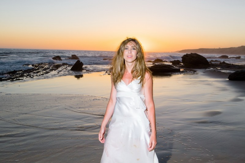 trash the dress 10 year anniversarty shoot laguna beach crystal cove state beach by nicole caldwell 08