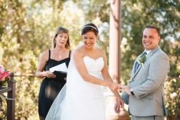 artistic temecula wedding photographer churon winery just married