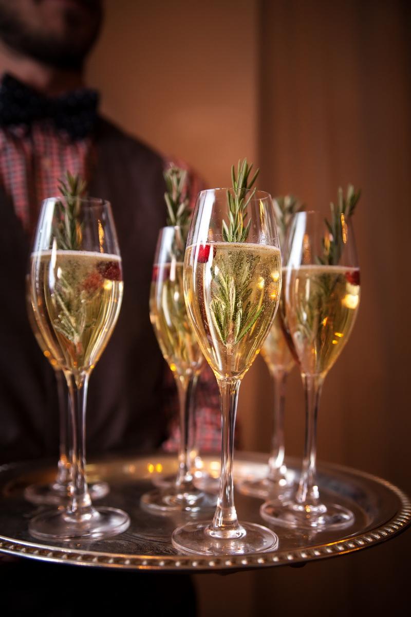 carondelet house wedding signature cocktail