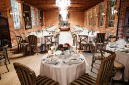 carondelet house wedding reception room