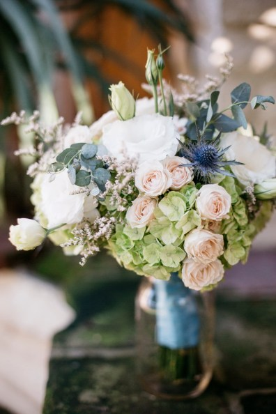 sherman gardens wedding photographer corona del mar bouquet detail