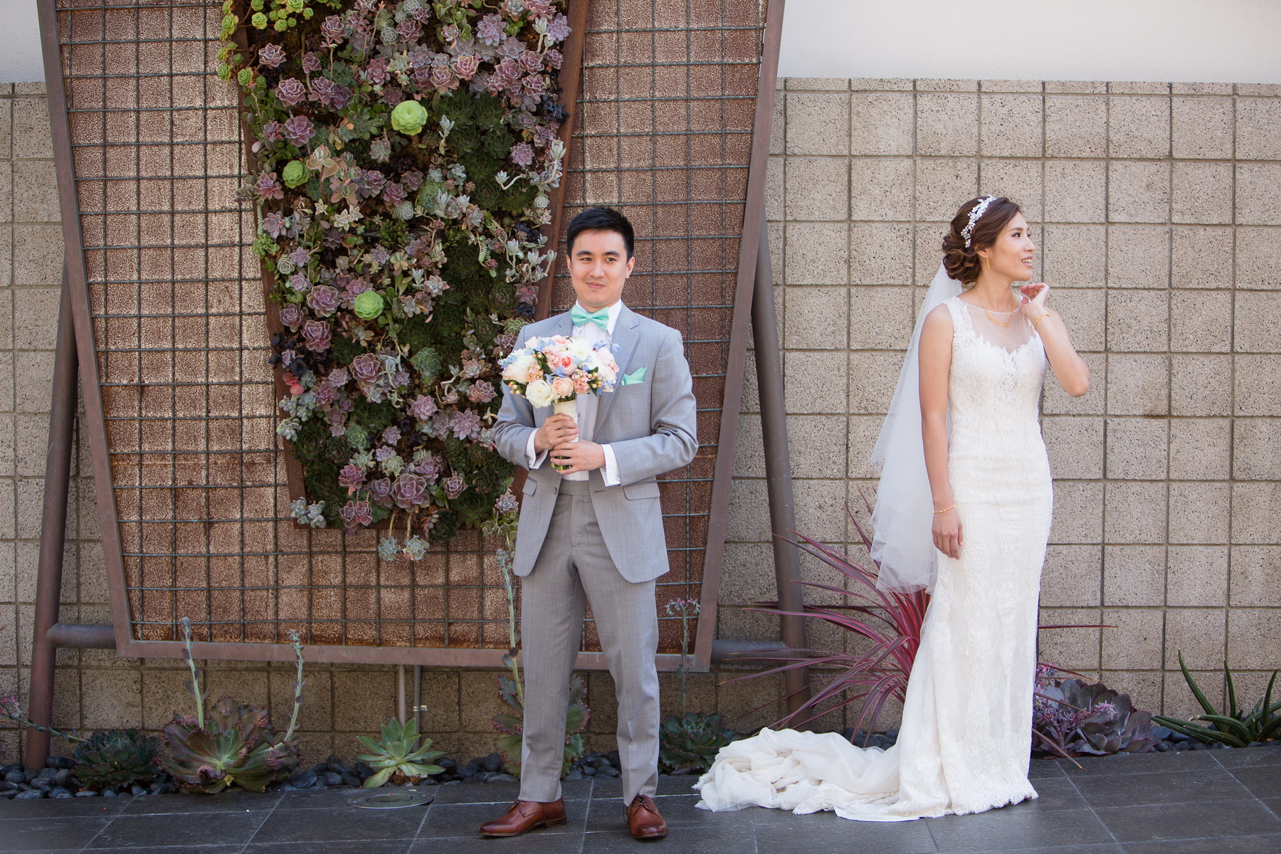 seven degrees wedding laguna beach photographer nicole caldwell bride and groom