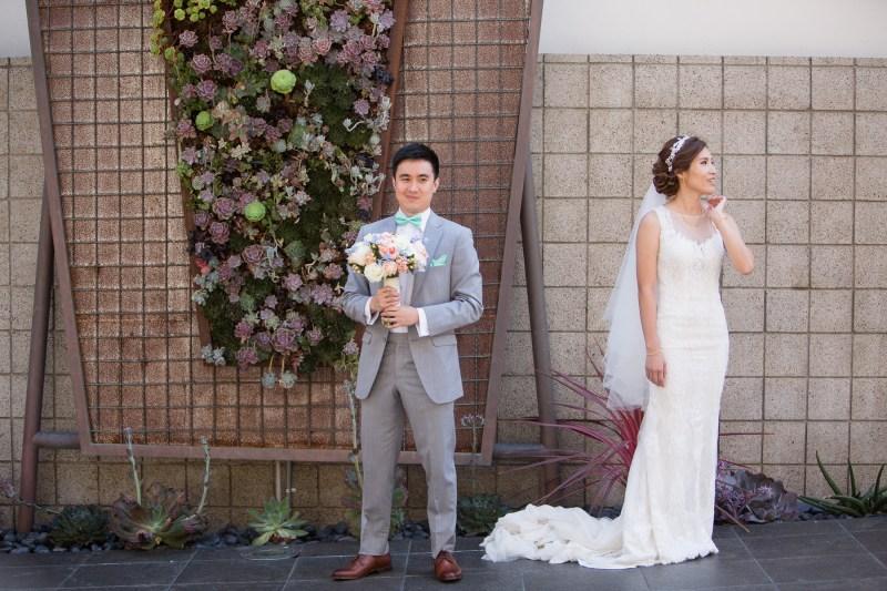 seven degrees wedding laguna beach photographer nicole caldwell bride and groom