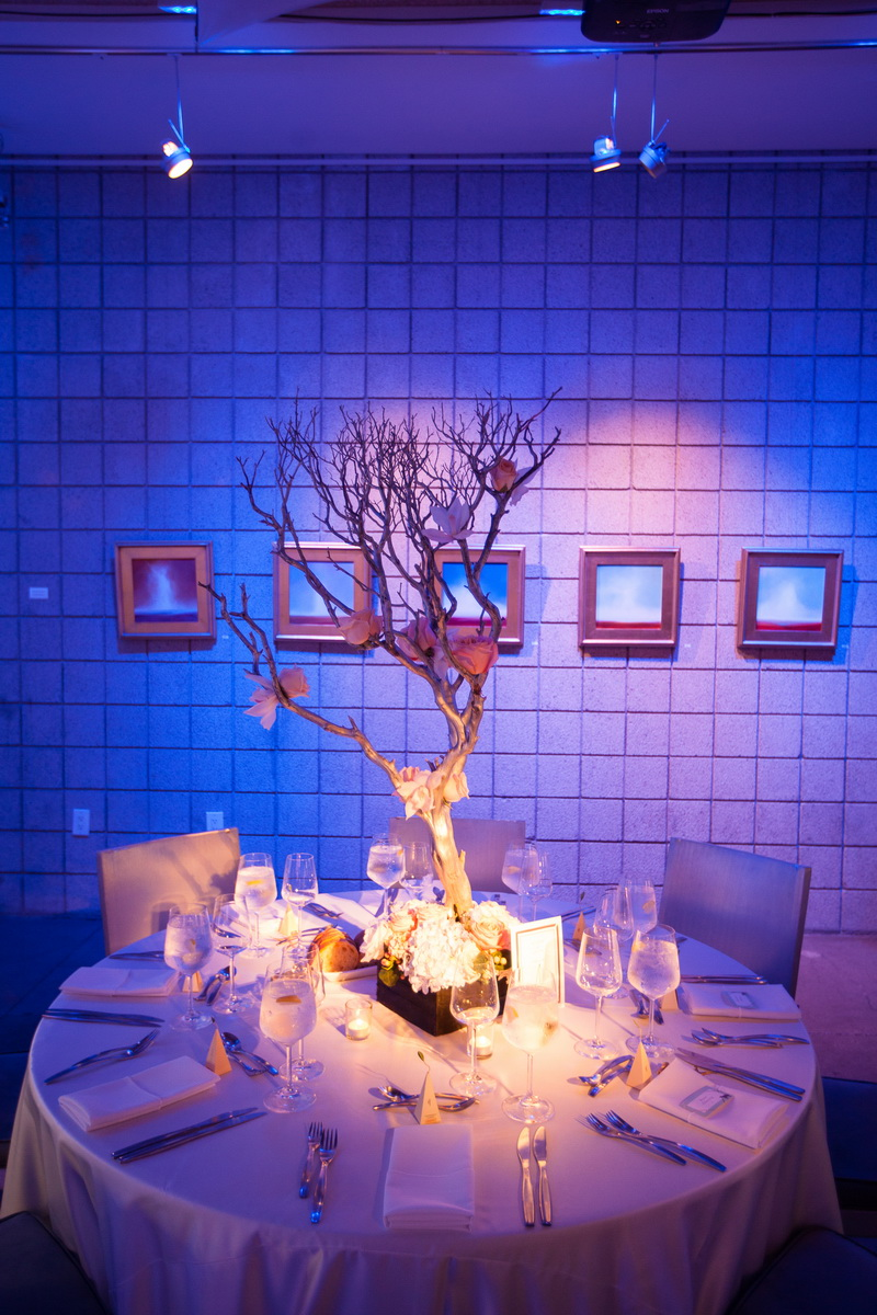 seven degrees wedding laguna beach photographer nicole caldwell reception table ideas