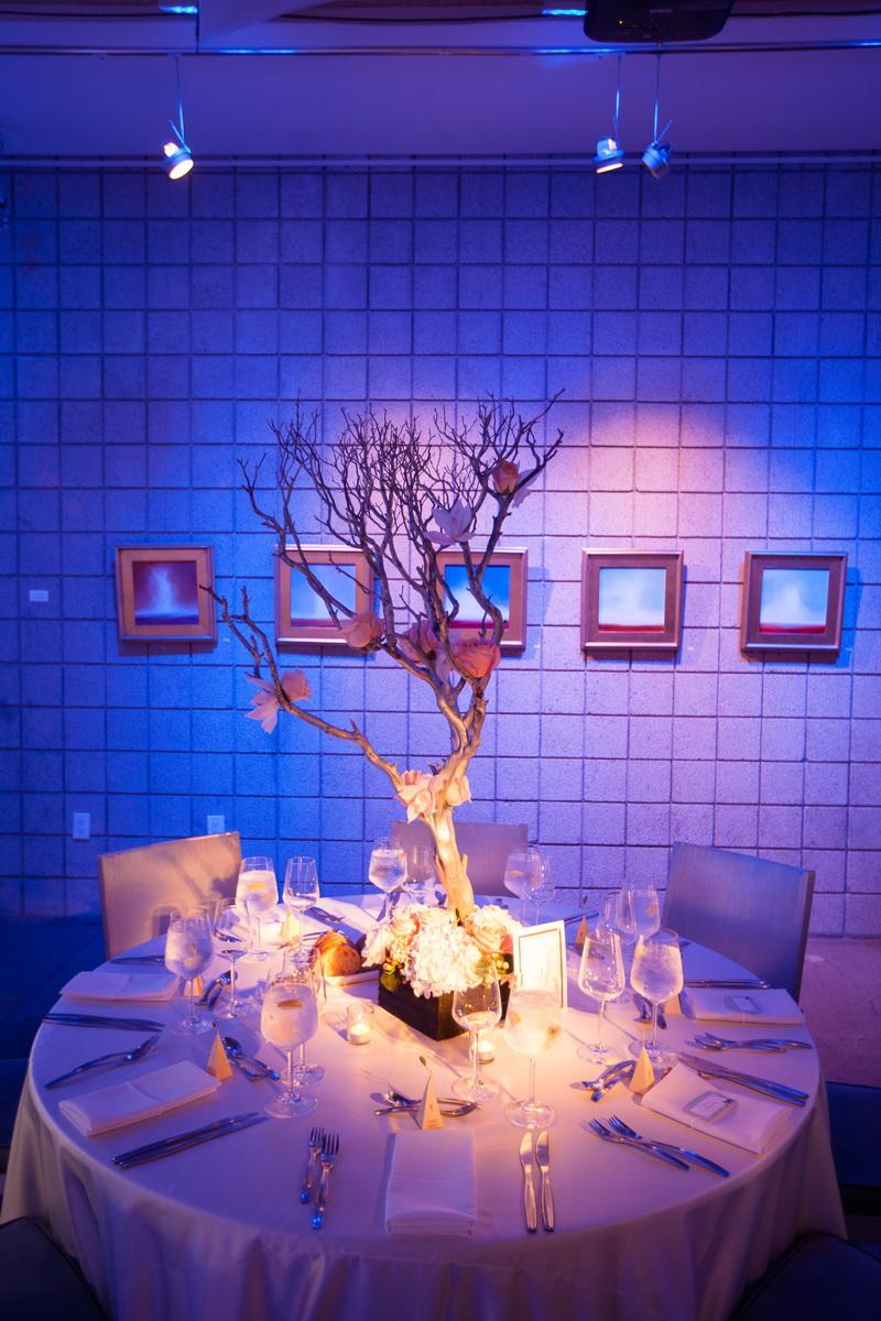 seven degrees wedding laguna beach photographer nicole caldwell reception table ideas