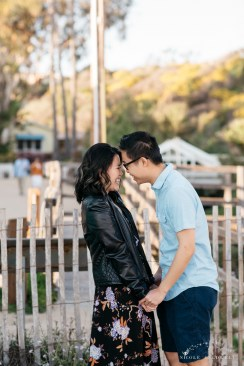 laguna beach engagement photos crystal cove photographer nicole caldwell 17