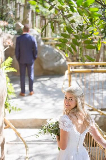 first look laguna beach wedding venue seven degrees photographer nicole caldwell