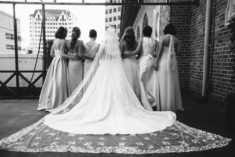 jonathan club weddings downtown los angeles nicole caldwell 12