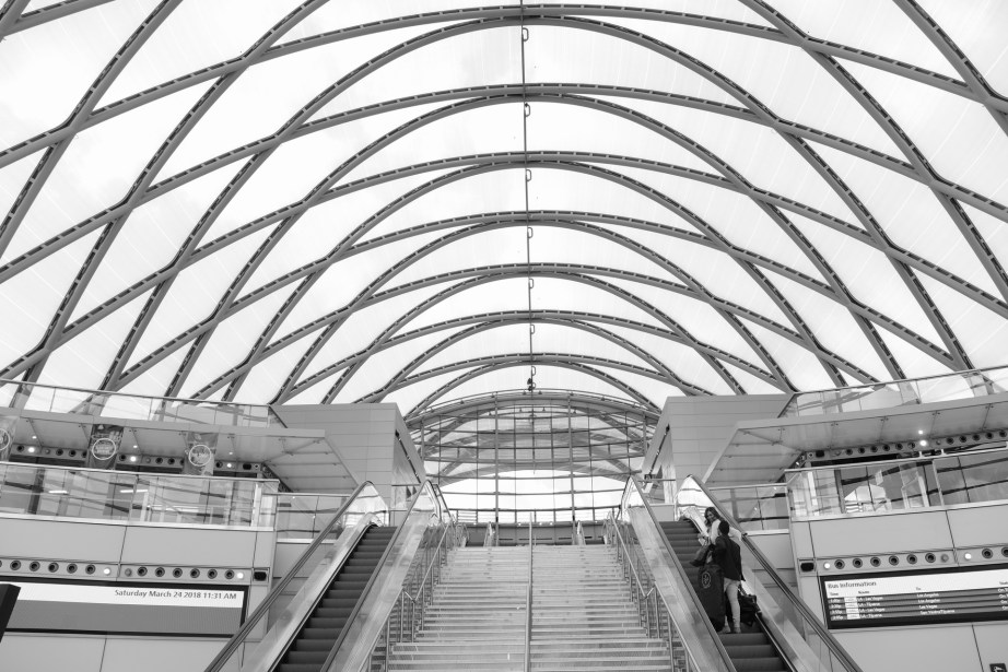 engagement photos theme ideas train station nicole caldwell01