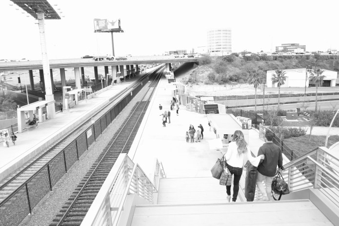 engagement photos theme ideas train station nicole caldwell02